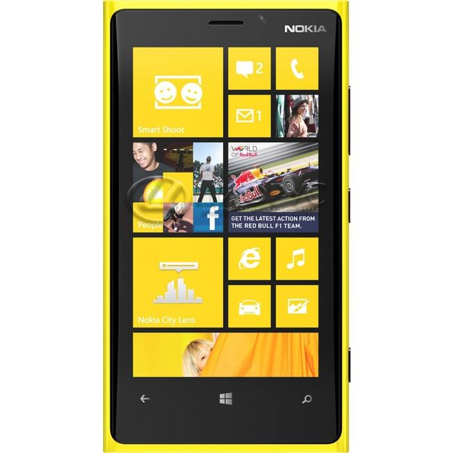 3acb2135d95e Nokia Lumia 920 Yellow - Цифрус