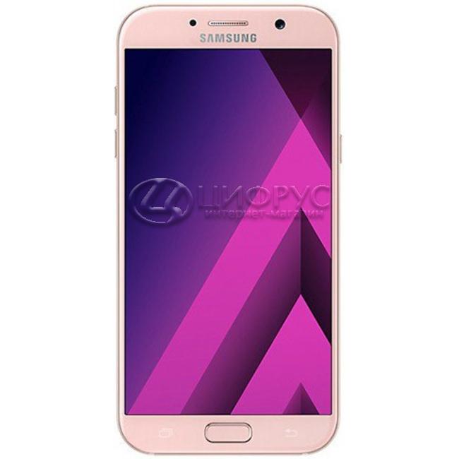 1a79af474df Samsung Galaxy A7 (2017) SM-A720F 32Gb Dual LTE Peach Cloud в Твери ...