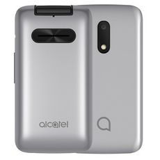 Alcatel 3025X Metallic Silver (РСТ)