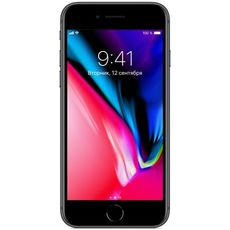 Apple iPhone 8 64Gb LTE Grey - Цифрус