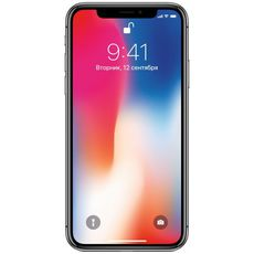 Apple iPhone X 256Gb Grey (EU)