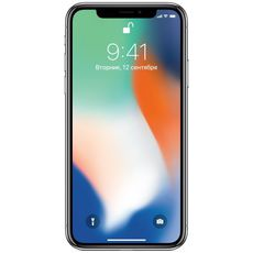 Apple iPhone X 64Gb LTE Silver - Цифрус