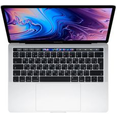 Apple MacBook Pro 13 with Retina display and Touch Bar Mid 2019 (Intel Core i5 1400 MHz/13.3/2560x1600/8GB/256GB SSD/DVD нет/Intel Iris Plus Graphics 645/Wi-Fi/Bluetooth/macOS) silver
