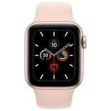Apple Watch Series 5 GPS 40mm Aluminum Case with Sport Band Gold/Pink