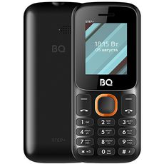 BQ 1848 Step+ Black Orange