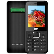 BQ 2436 Fortune Power Black Green