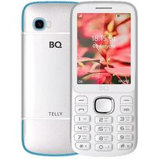 BQ 2808 TELLY White blue