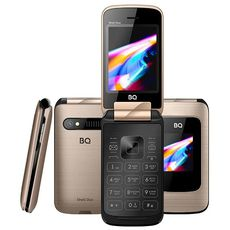 BQ 2814 Shell Duo Gold (РСТ)