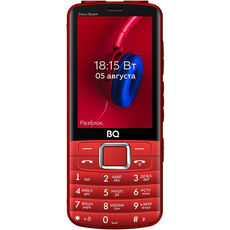 BQ 3587 Disco Boom Red (РСТ)