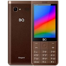 BQ 3595 Elegant Brown (РСТ)