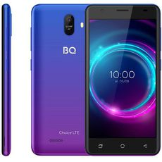 BQ 5046L Choice LTE Violet (РСТ)