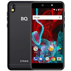 BQ 5211 Strike Black