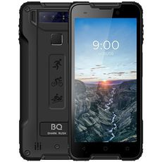 BQ 5541L Shark Rush Black