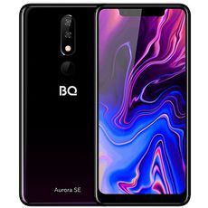 BQ 5732L Aurora SE Black Purple