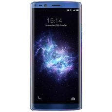 Doogee Mix 2 128Gb+6Gb Dual LTE Blue - Цифрус
