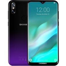 Doogee X90L 16Gb+3Gb Dual LTE Purple (РСТ)