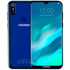 Doogee Y8 Plus 32Gb+3Gb Dual LTE Blue (РСТ)
