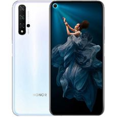 Honor 20 128Gb+6Gb Dual LTE White (РСТ)