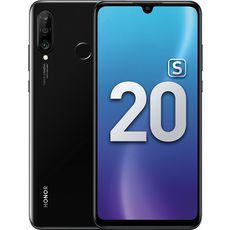 Honor 20S 128Gb+6Gb Dual LTE Black (РСТ)