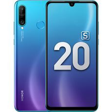 Honor 20S 128Gb+6Gb Dual LTE Blue purple (РСТ)