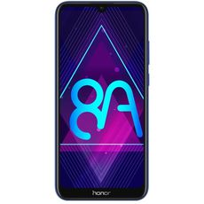 Honor 8A (РСТ) 32Gb+2Gb Dual LTE Blue - Цифрус