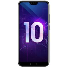 Huawei Honor 10 64Gb+6Gb Dual LTE Black - Цифрус