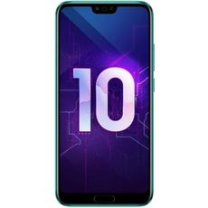 Huawei Honor 10 64Gb+6Gb Dual LTE Green - Цифрус