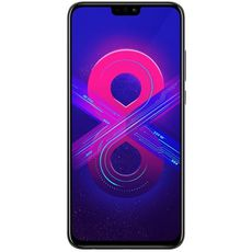 Huawei Honor 8X 64Gb+4Gb Dual LTE Black - Цифрус