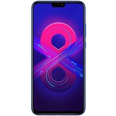 Huawei Honor 8X 64Gb+4Gb Dual LTE Blue