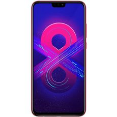 Huawei Honor 8X 64Gb+4Gb Dual LTE Red - Цифрус