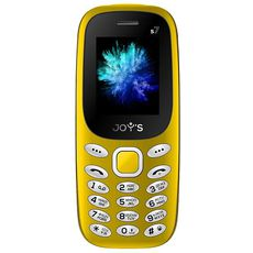 JOY'S S7 Yellow (РСТ)