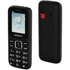 MAXVI C26 Black (РСТ)