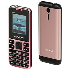 MAXVI X12 Rose Gold (РСТ)