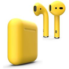 Купить Apple AirPods Yellow