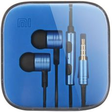 Наушники Xiaomi Mi Piston Android blue
