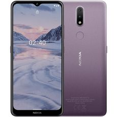 Nokia 2.4 64Gb+3Gb Dual LTE Purple (РСТ)