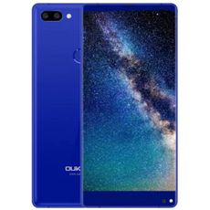 Oukitel Mix 2 64Gb+6Gb Dual LTE Blue (РСТ) - Цифрус