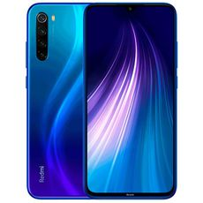 Redmi Note 8 (Global) 64Gb+4Gb Dual LTE Blue