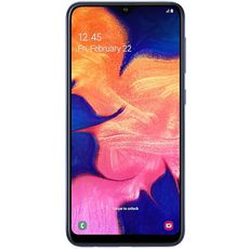 Samsung Galaxy A10 (РСТ) SM-A105F/DS 32Gb LTE Blue - Цифрус