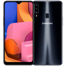 Samsung Galaxy A20s SM-A207F/DS 32Gb Dual LTE Black (РСТ)