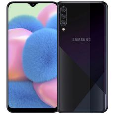 Samsung Galaxy A30s SM-A307F/DS 32Gb Black (РСТ)