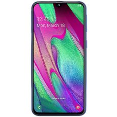 Samsung Galaxy A40 (РСТ) SM-A405F/DS 64Gb LTE Blue - Цифрус