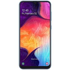 Samsung Galaxy A50 SM-A505F/DS 128Gb Dual LTE Blue (РСТ) - Цифрус