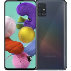 Samsung Galaxy A51 SM-A515F/DS 64Gb Black (РСТ)