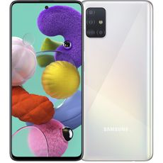 Samsung Galaxy A51 SM-A515F/DS 64Gb White (РСТ)