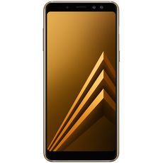 Samsung Galaxy A8+ (2018) SM-A730F/DS 32Gb Gold (РСТ)