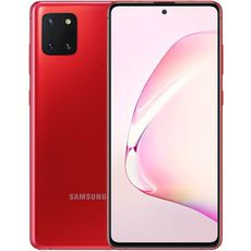 Samsung Galaxy Note 10 Lite SM-N770F/DS 128Gb+6Gb LTE Red (РСТ)