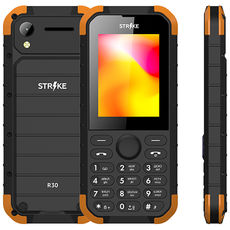Strike R30 Black Orange (РСТ)