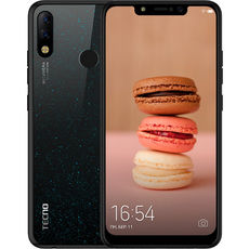 TECNO Spark 3 Pro Midnight Black (РСТ)