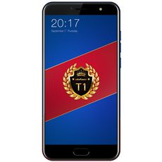 Ulefone T1 Premium Edition 128Gb+6Gb Dual LTE Red - Цифрус